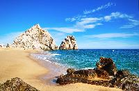 Lovers Beach Cabo Mexico