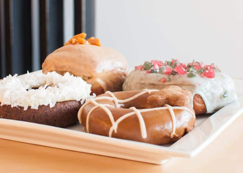 19. Festive Doughnuts from Cartems