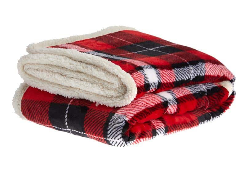 8. Cozy Couch Blankets, $32.99