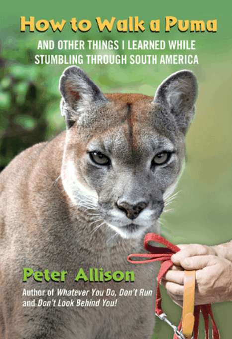 How to walk a puma peter alison