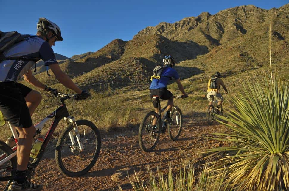 Mountain Biking El Paso Texas