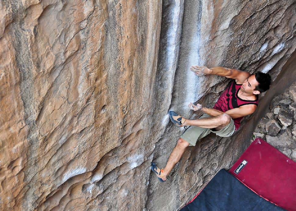 Hueco Rock Rodeo