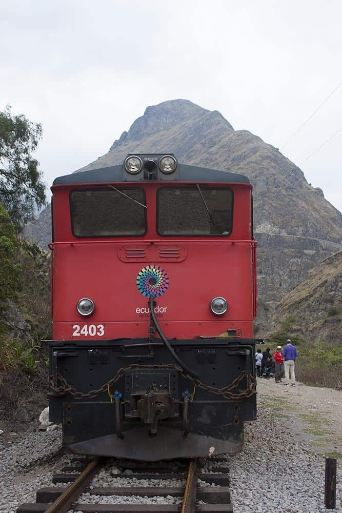 Train Ecuador