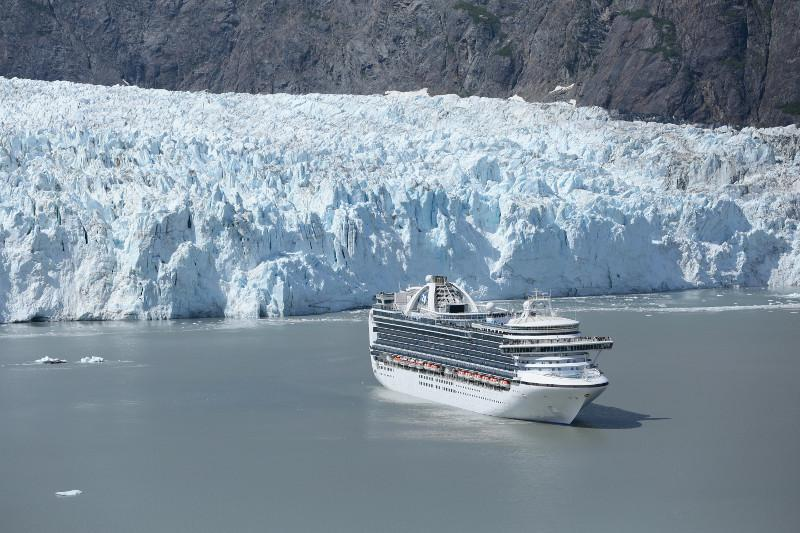 Princess Cruises Glacier Bay
