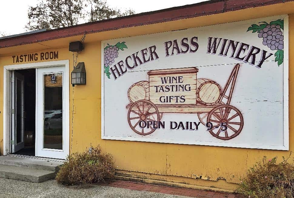 Hecker Wine