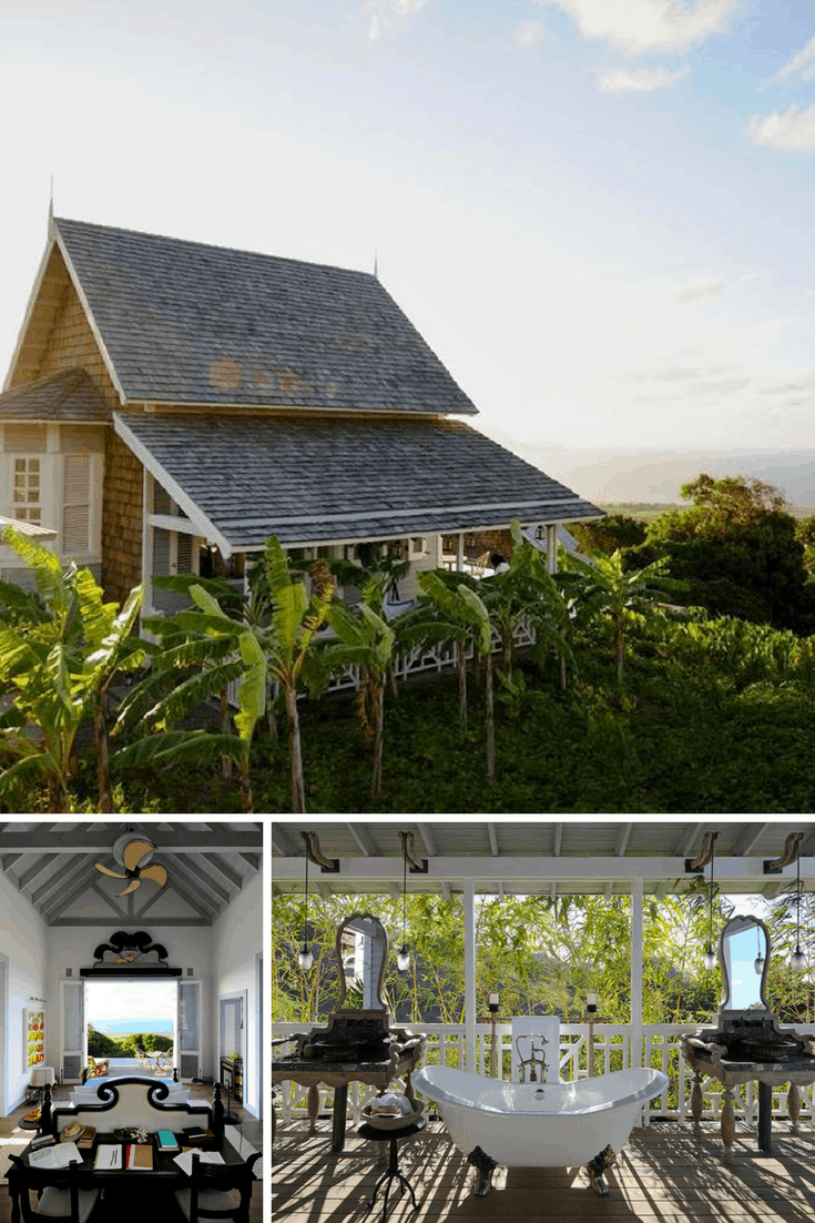 Belle Mont Farm St. Kitts