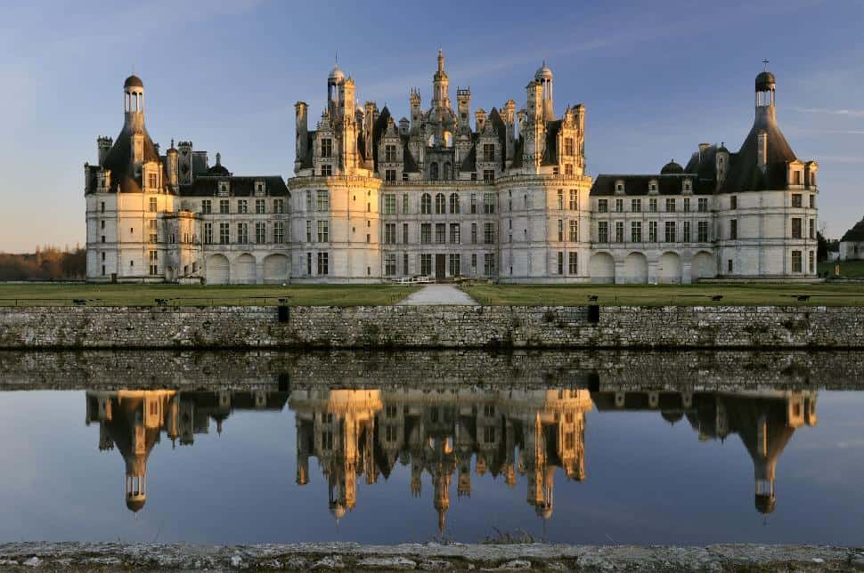 Chateau of the Loire: Royal Visit