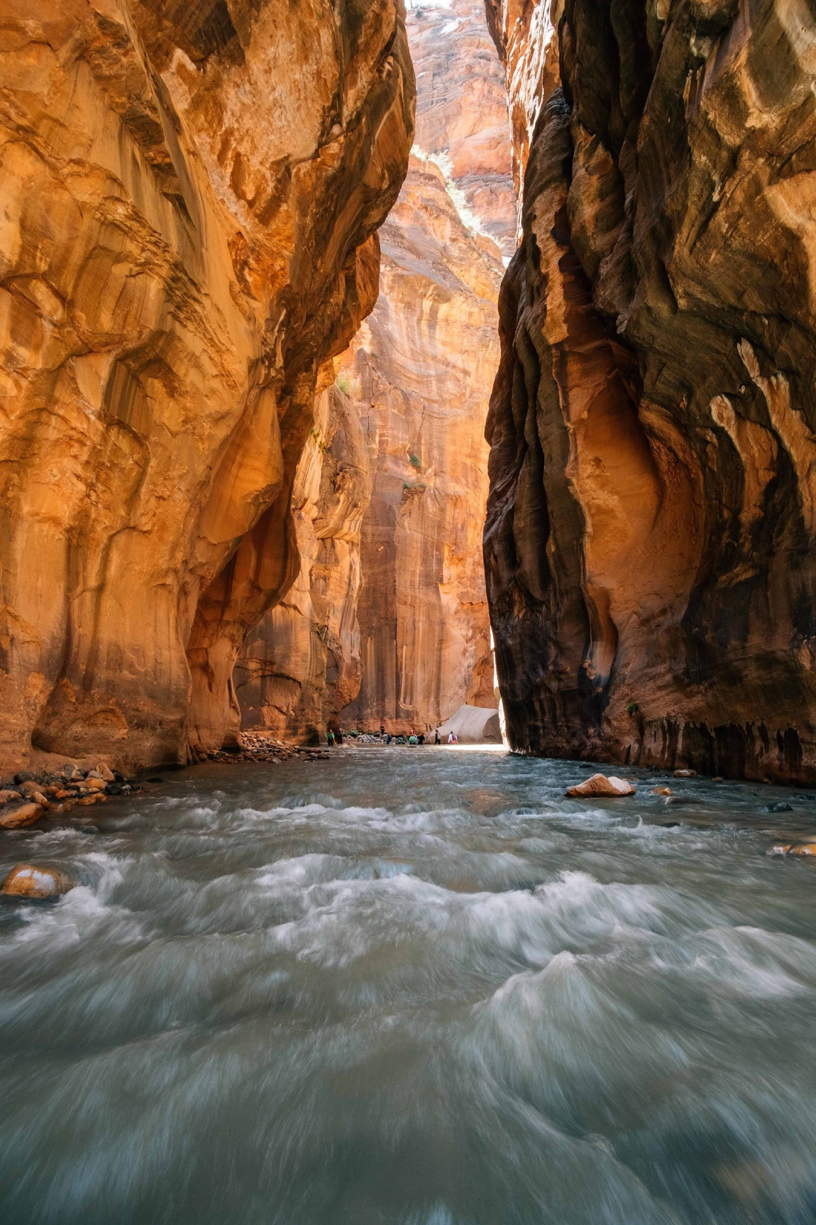 The Narrows Utah