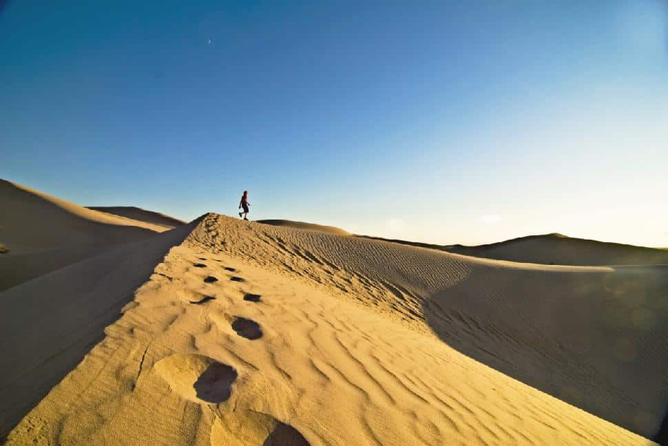 Imperial Sands Dune Walk