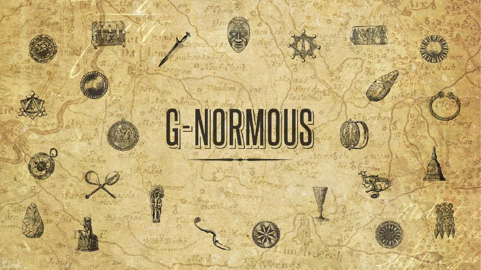 G-Normous background