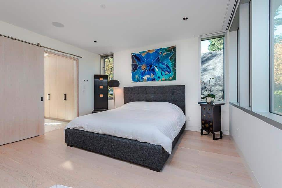 Point Grey bedroom