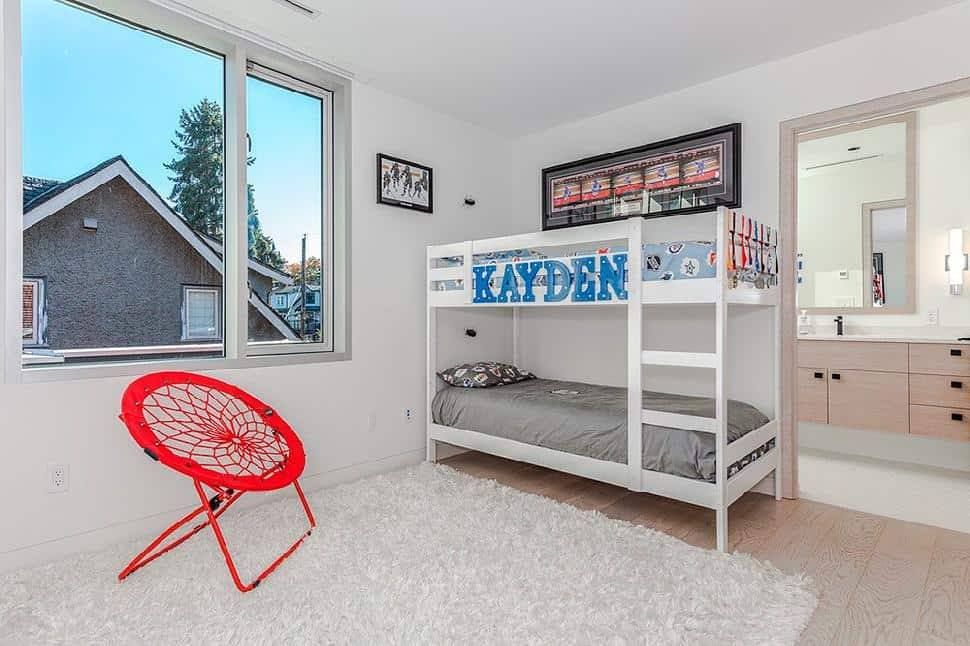 Point Grey kids room