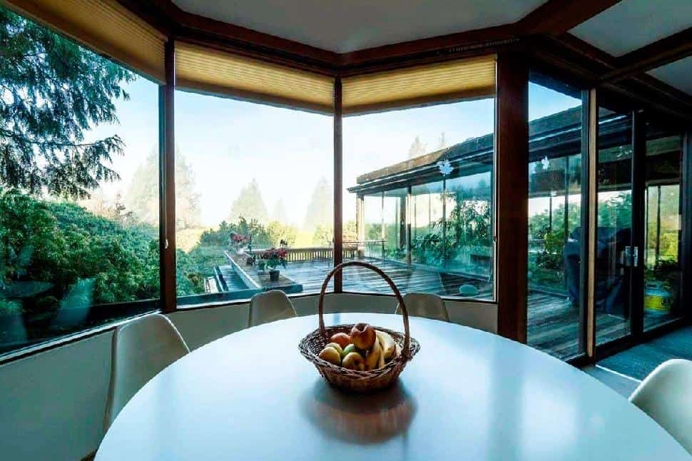 Point Grey kitchen table