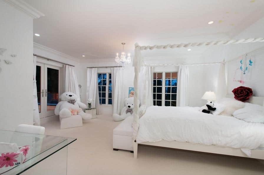 20 white bedroom