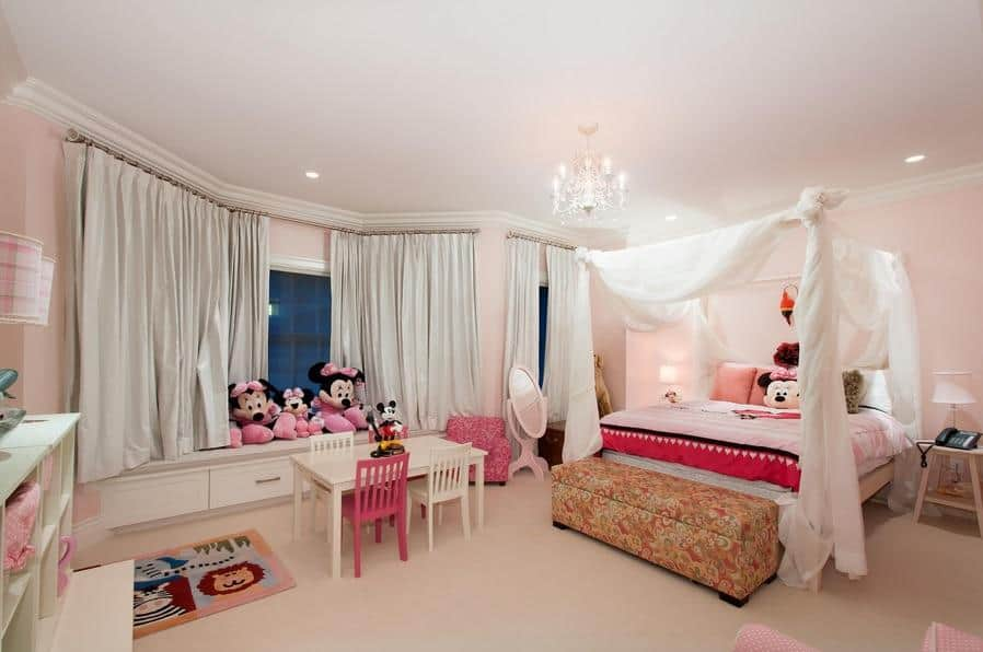 22 princess bedroom