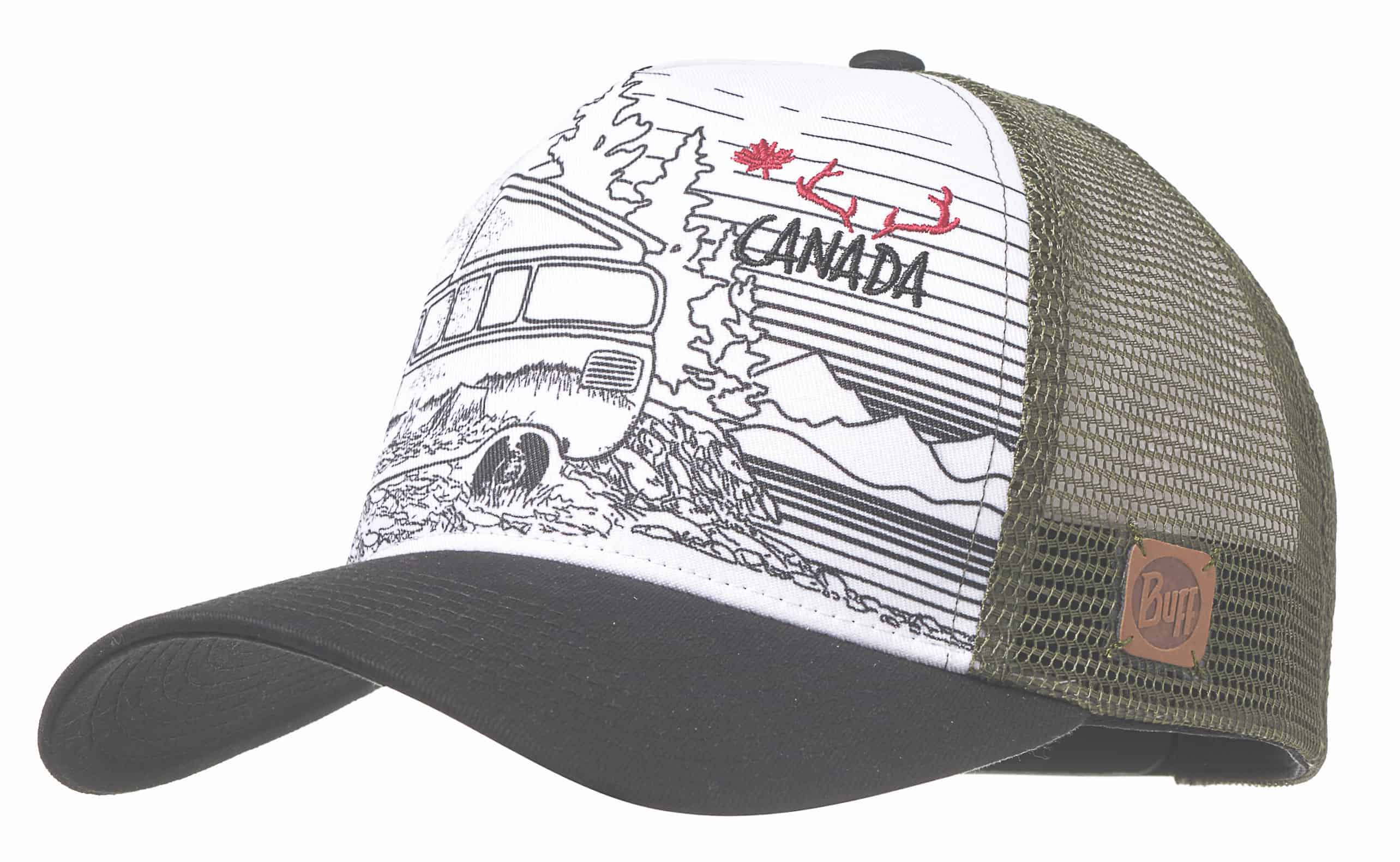 Win A New Vanlife Trucker Cap from Buff Headwear - Explore Magazine 565b64dd43c
