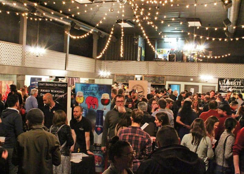 5. East Side Beer Fest — Wednesday, March 14