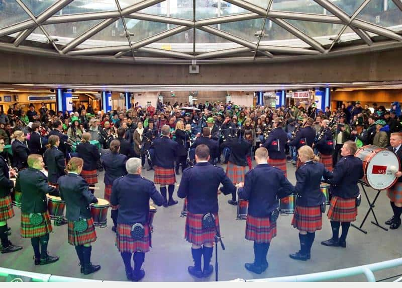 8. Celtic Fest Ceilidh — Friday, March 16