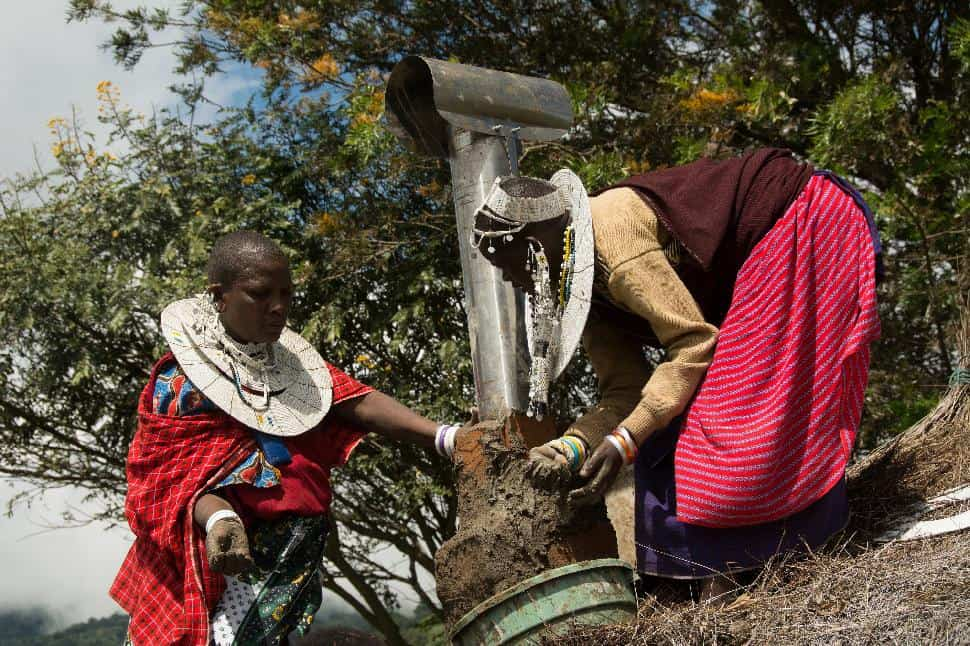 Maasai Stoves & Solar Project in Tanzania
