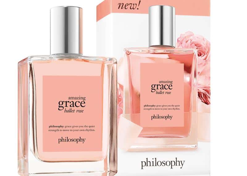 5. Philosophy — Amazing Grace Ballet Rose Eau De Toilette