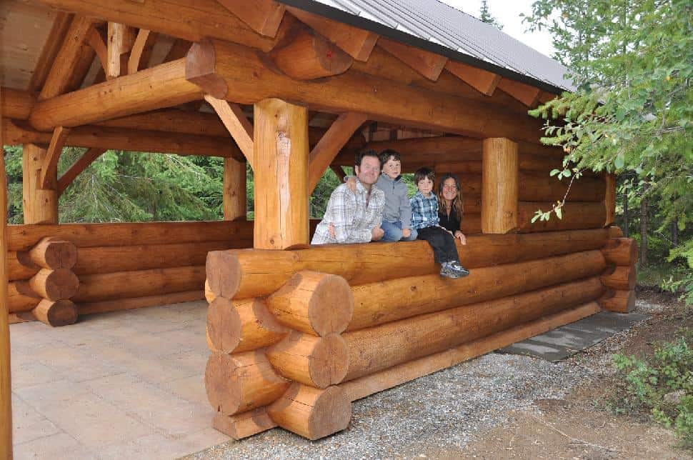How To Build A Log Cabin [The Ultimate Guide] | Build Log ...