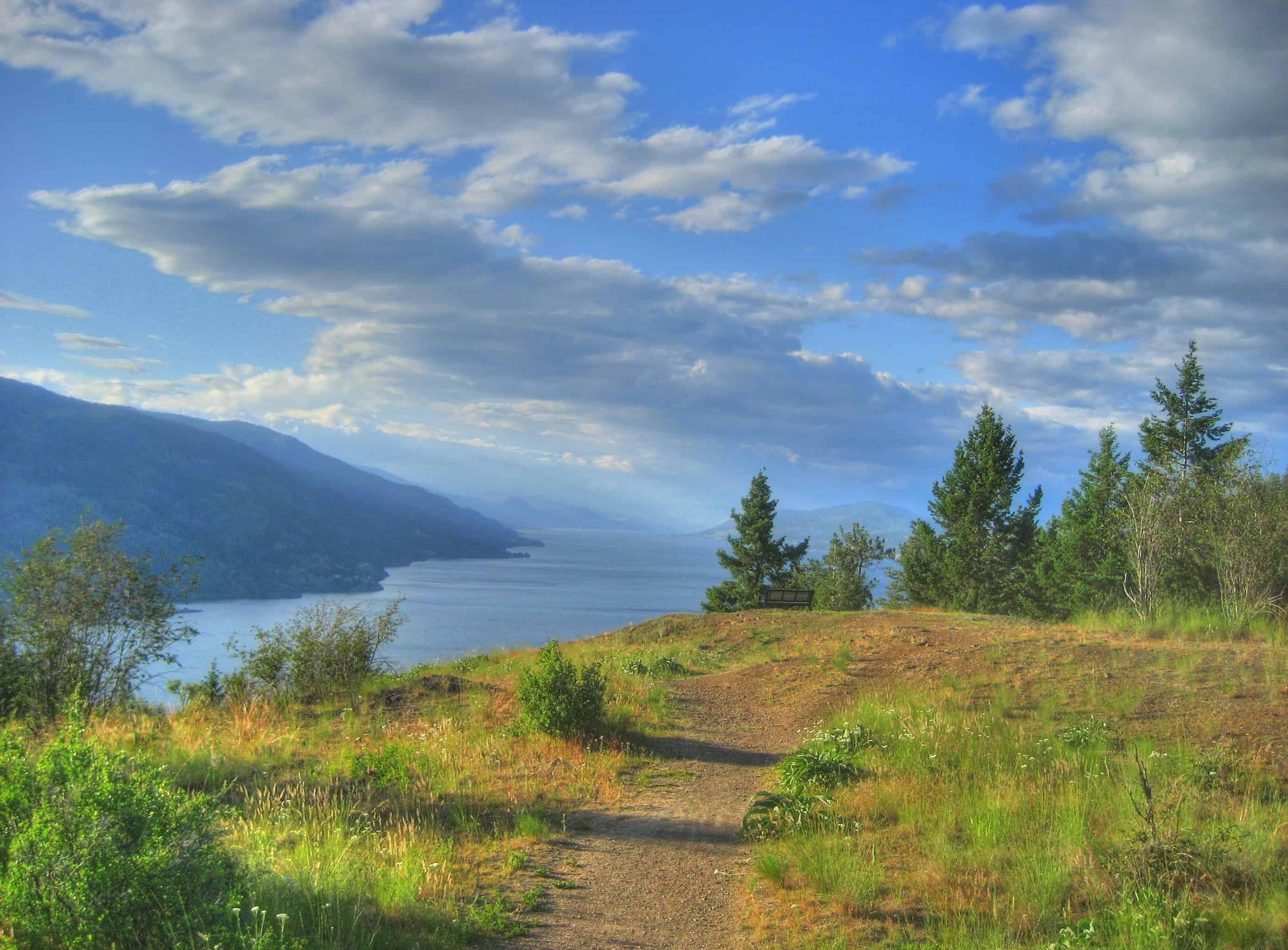 10 Of The Best Hiking Trails Near Kelowna Bc Explore