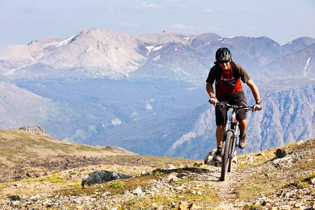Riding Mountain Hero Trail, Carcross