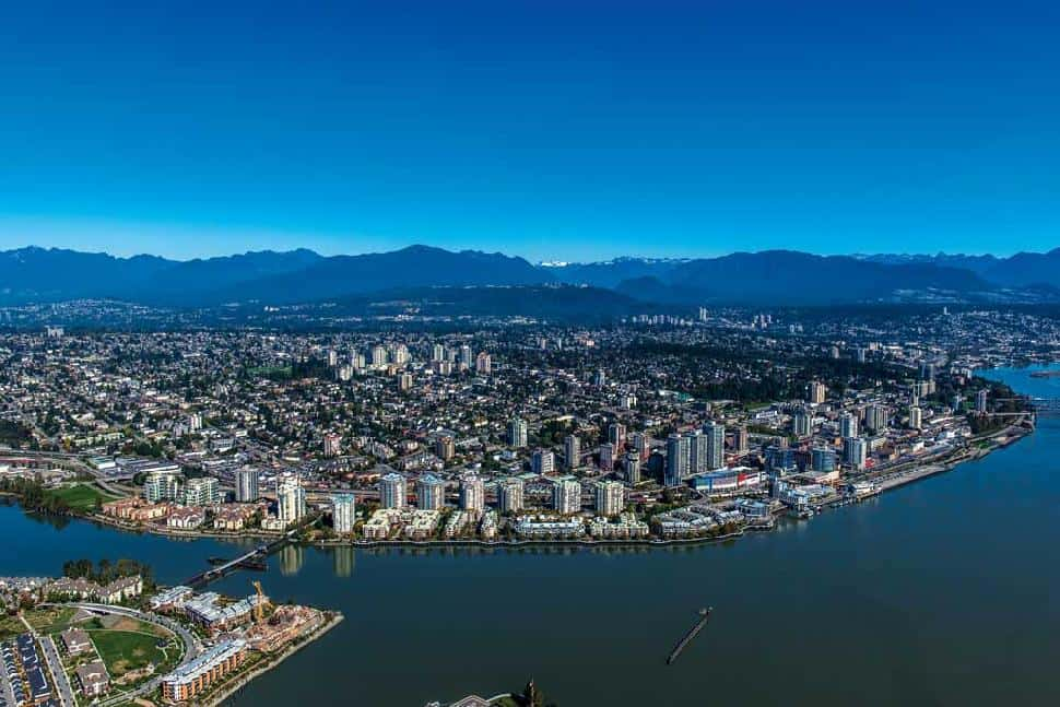 B.C. City Guide 2018 - New Westminster