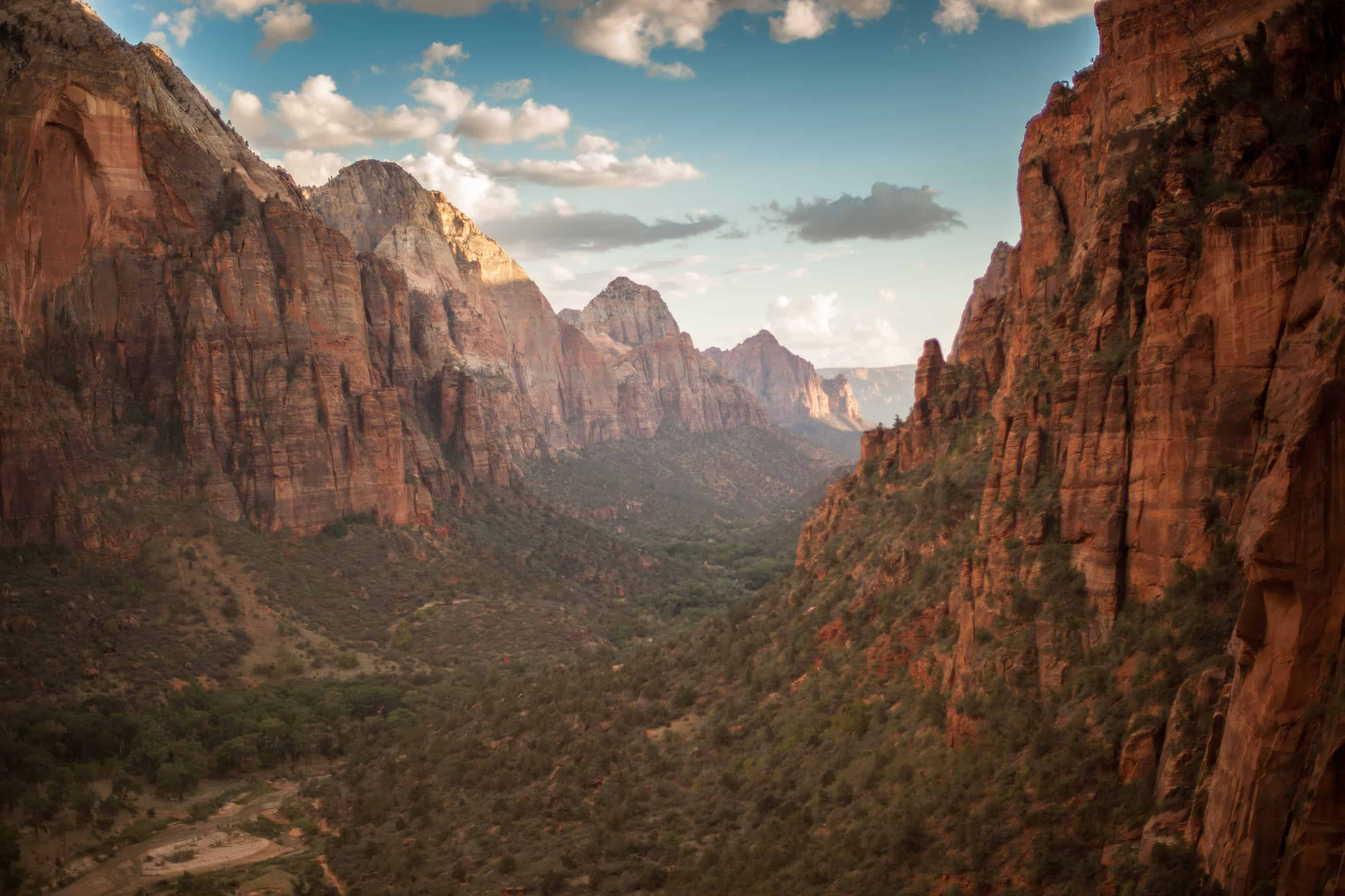 10 of the Best Hiking Trails in Zion National Park