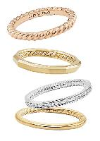 David Yurman Weddings bands