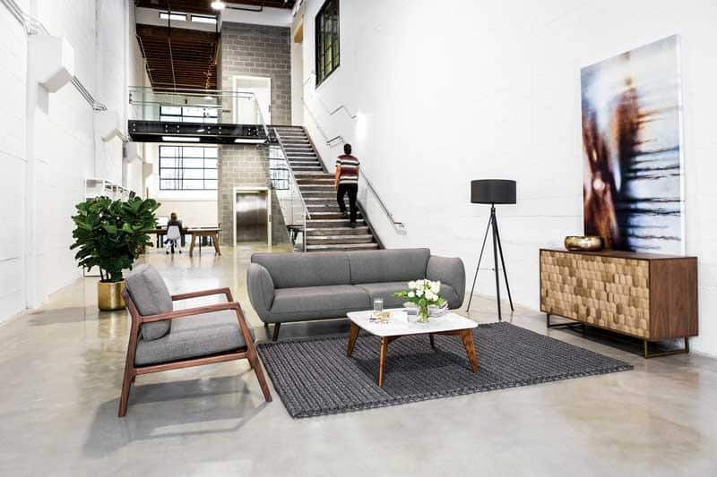 Office Space Vancouver Furniture E Tailer Article Turned A Former