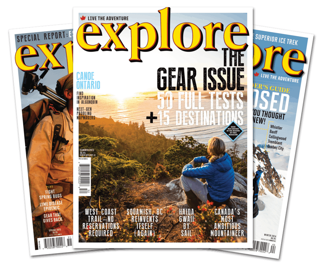 Explore Magazine Fan