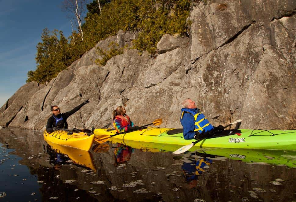Exploring Canada's 3 UNESCO Global Geoparks