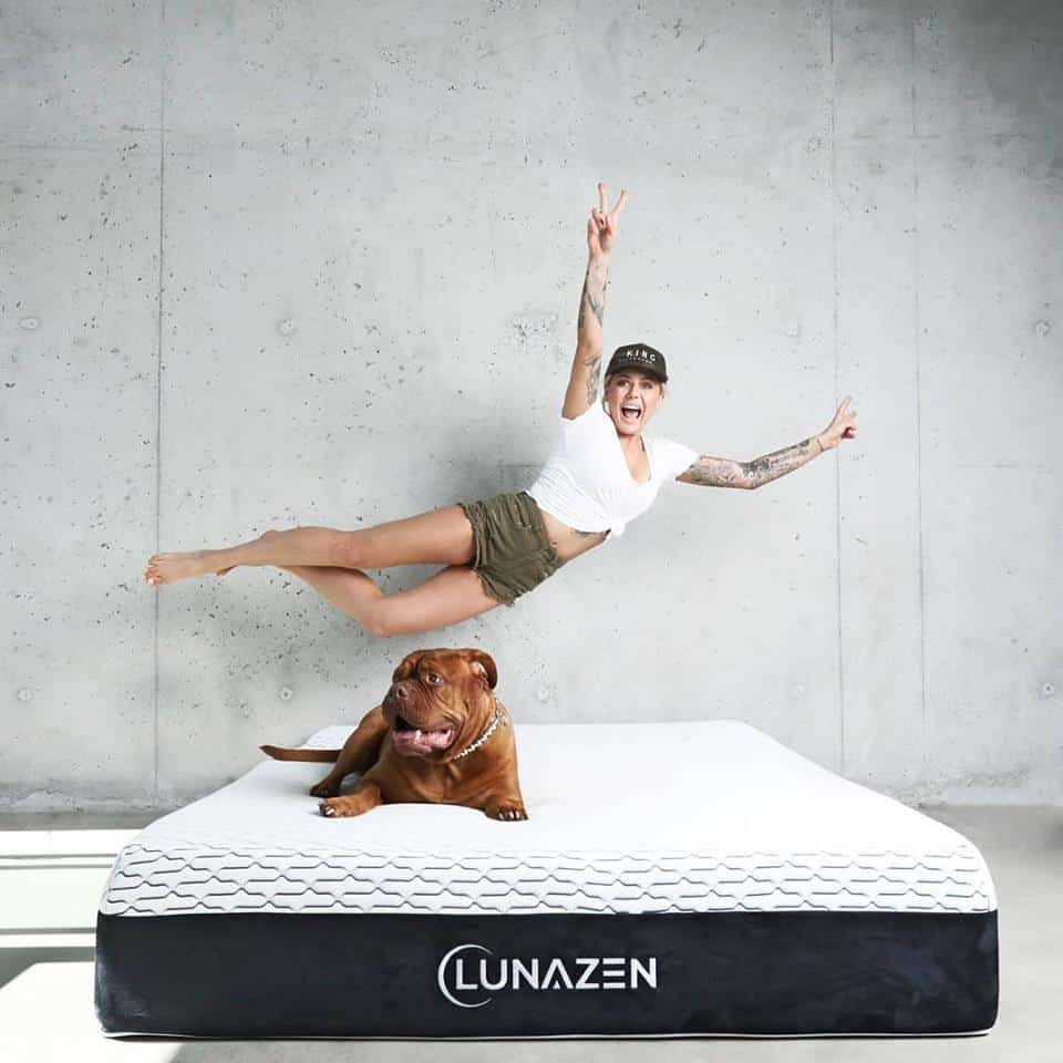 Win A Lunazen Handcrafted Luxury Mattress Bcliving
