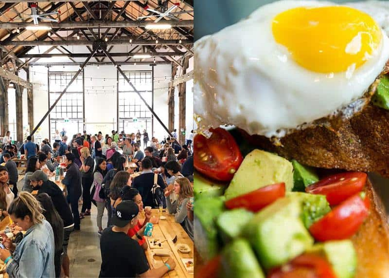 5. Brunch Affair Food Festival — Saturday, July 7 and Sunday, July 8