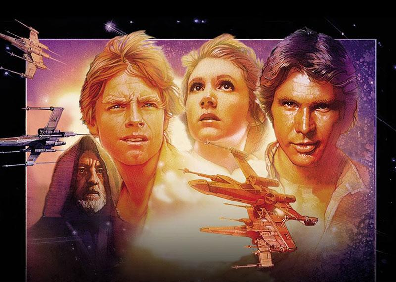 8. Star Wars: A New Hope with the Vancouver Symphony Orchestra — Wednesday, July 11 to