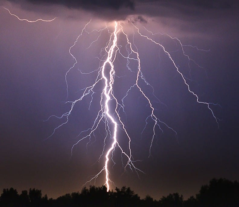 an overview of the dangers of lightning and measures to avoid it All thunderstorms produce lightning and are very dangerous if you hear the sound of thunder, then you are in danger from lightning  avoid sheds, picnic areas.