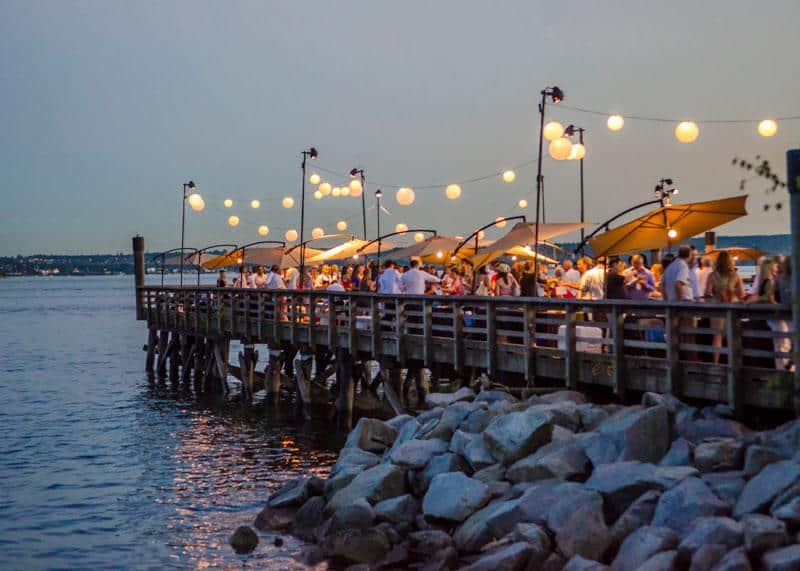 8. Night on the Pier — Thursday, August 9