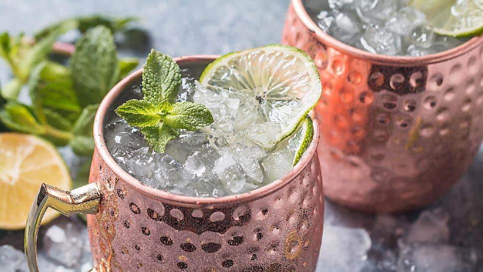 The Classic Moscow Mule
