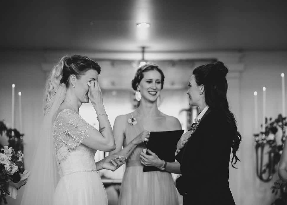 Sarah & Elle | The Vows | Wedding & Event Planners | Dreamgroup