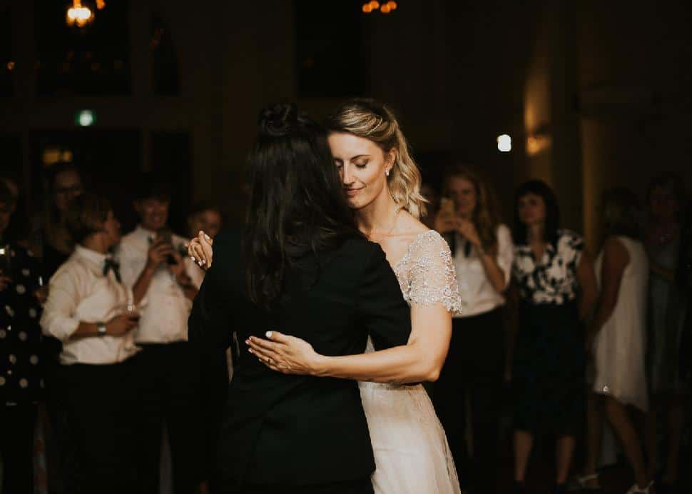 Sarah & Elle | Wedding Photos - The First Dance | Wedding & Event Planners | Dreamgroup