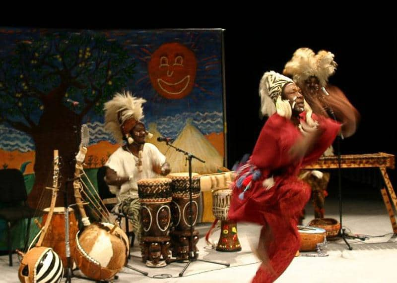 4. All Over The Map: Kunda African Culture, Music & Dance — Saturday, August 25