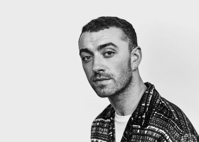 6. Sam Smith: The Thrill Of It All Tour — Monday, September 10