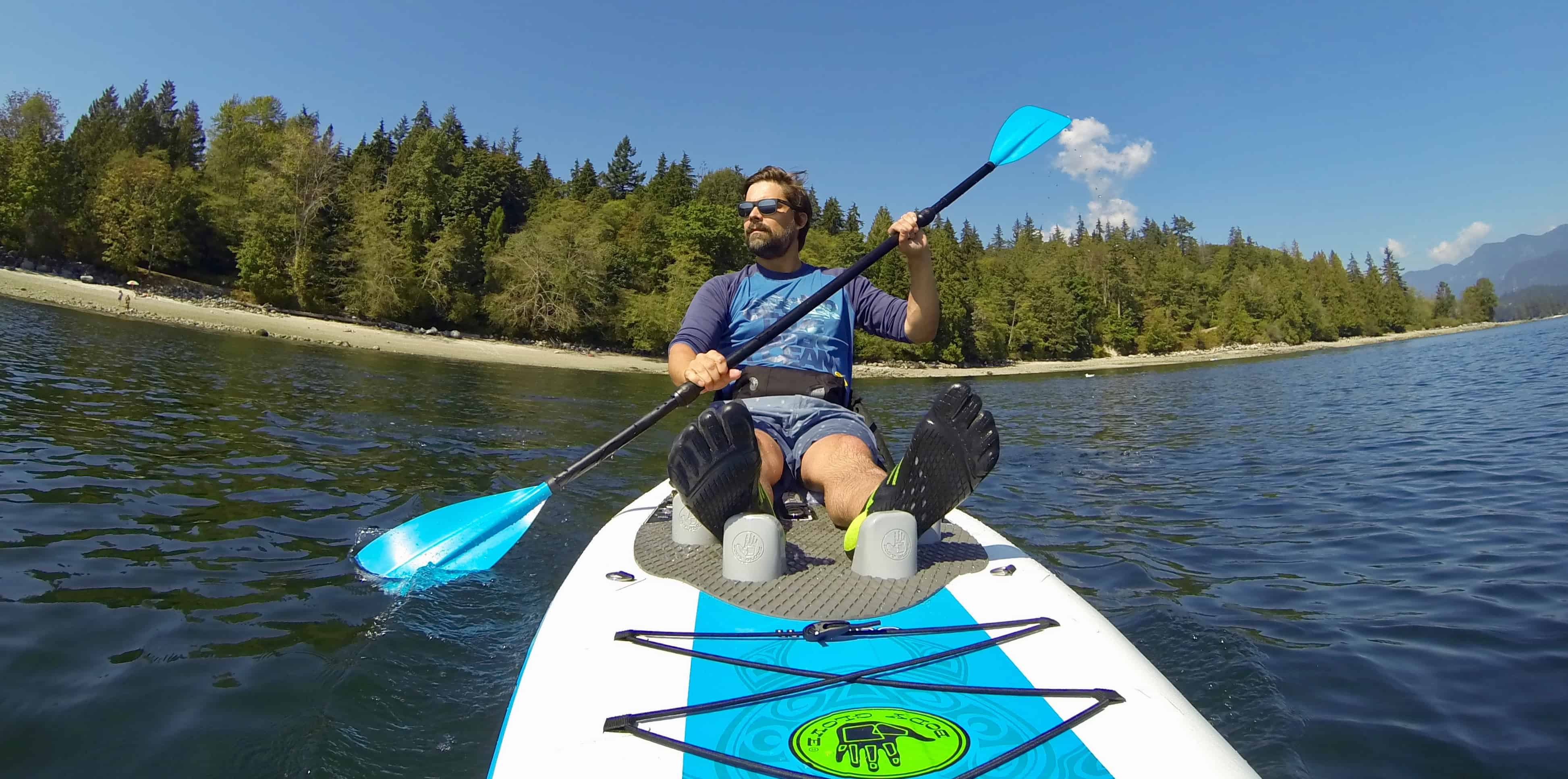 We Love This New Inflatable Kayak from Body Glove (And So Will You