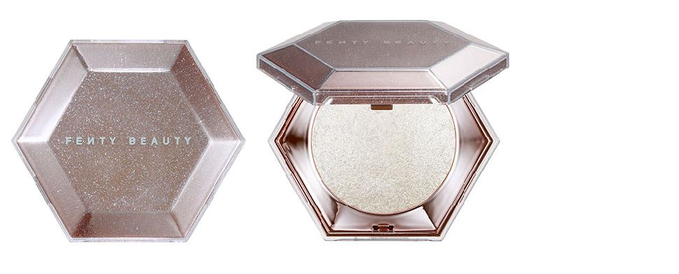 Diamond Bomb All-over Diamond Veil in How Many Carats? by Fenty Beauty