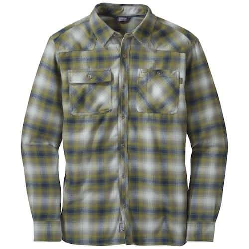 78c377a60ff The Happy Camper  My Favourite Flannel Shirts - Explore Magazine