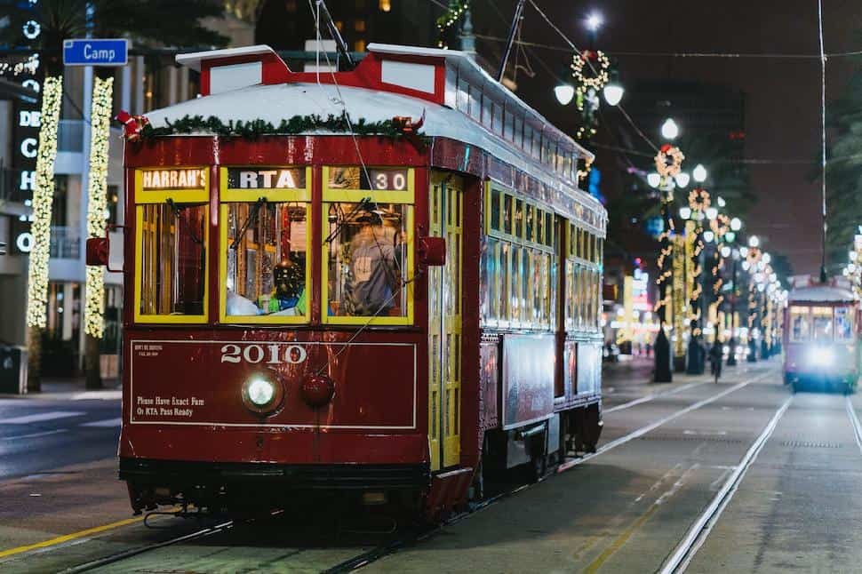 NOLA's own brand of Christmas cheer