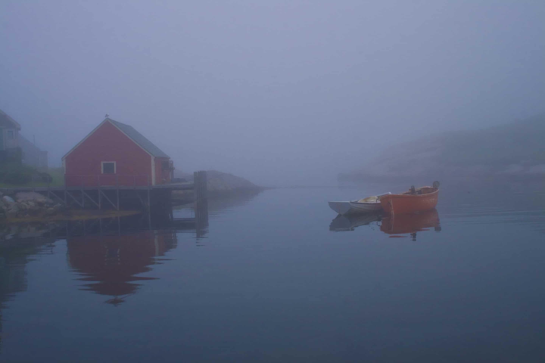20 Cozy Cabins for an Autumn Adventure in Nova Scotia