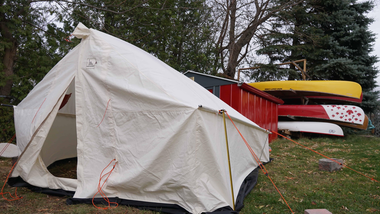 official photos 3b031 3c687 The Happy Camper: Snowtrekker's New Hot Tent - Explore Magazine