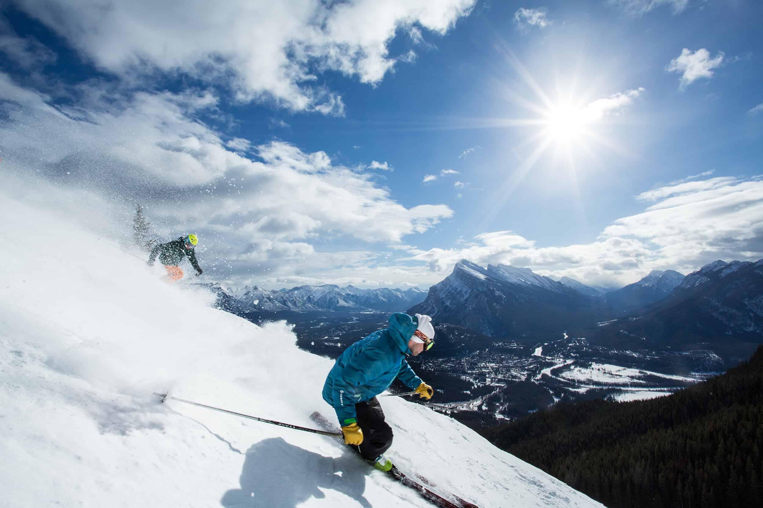 10 of the Best Ski Resorts in Alberta